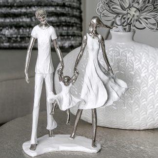 Skulptur FAMILY Casablanca H 47 cm