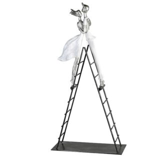 Skulptur Leiter Casablanca H 70 Cm 12 324x324