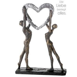 Skulptur VICTORY Casablanca H 37 cm