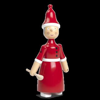 Weihnachtsfrau SANTA CLARA Kay Bojesen H 20 cm