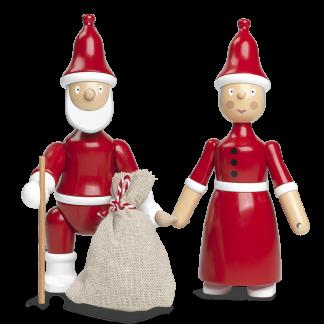 Weihnachtsfrau Santa Clara Kay Bojesen H 20 Cm 5 324x324