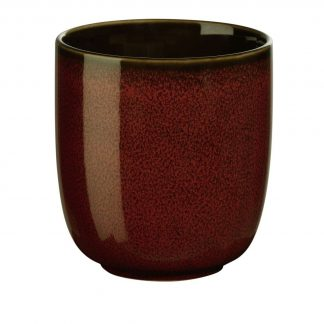 Becher ASA Kolibri rusty red 0,3 l
