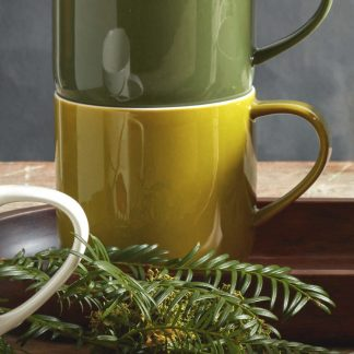 HENKELBECHER ASA coppa oliv 0,4 l