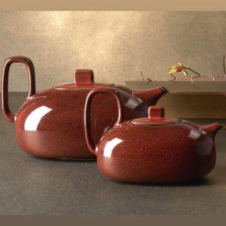 Teekanne ASA Kolibri rusty red 1,2 | 0,6 l