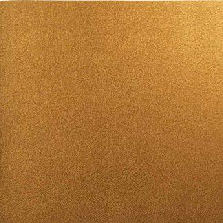 TISCHSET ASA lederoptik messing 33 x 46 cm