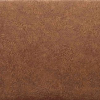 TISCHSET vegan leather ASA 33x46 cm caramel