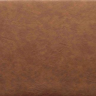TISCHSET vegan leather ASA 33x46 cm caramel