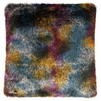 Dekokissen Magma MELLOW bunt mit Federfüllung 45x45