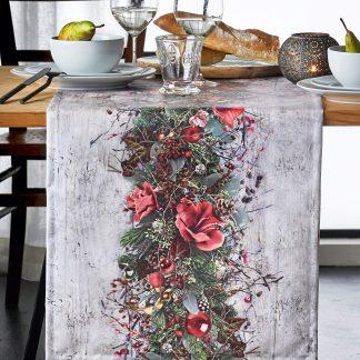 Tischläufer Apelt 1530 WINTERWELT 46x135 cm