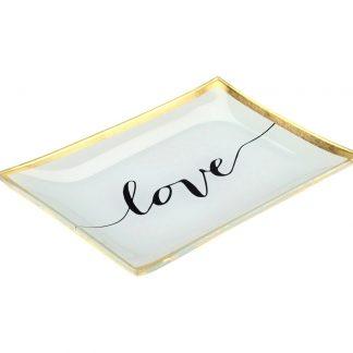 Glasteller Love Giftcompany 100x142 Cm 2 324x324