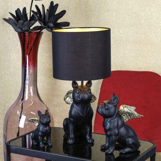 lampe-flying-bulli-schwarz-matt-mit-goldenen-fluegeln-casablanca-design-h-55-cm