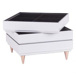 Schmuckbox Quartier Wei Giftcompany 24x205x24cm 2 324x324