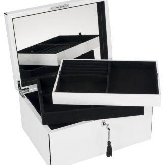 Schmuckk Stchen Schmuckbox Tang Giftcompany Lack Wei 13 324x324