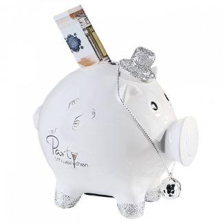 """Sparschwein """" PARTY PIG """" Casablanca"""