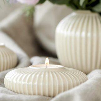 Teelichthalter HAMMERSHOI birch H 5,0 cm