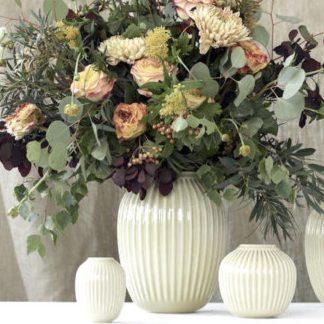 Vase HAMMERSHOI Kähler birch H 25 cm
