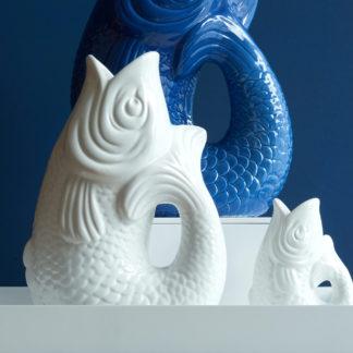 Vase MONSIEUR CARAFON GiftCompany weiß