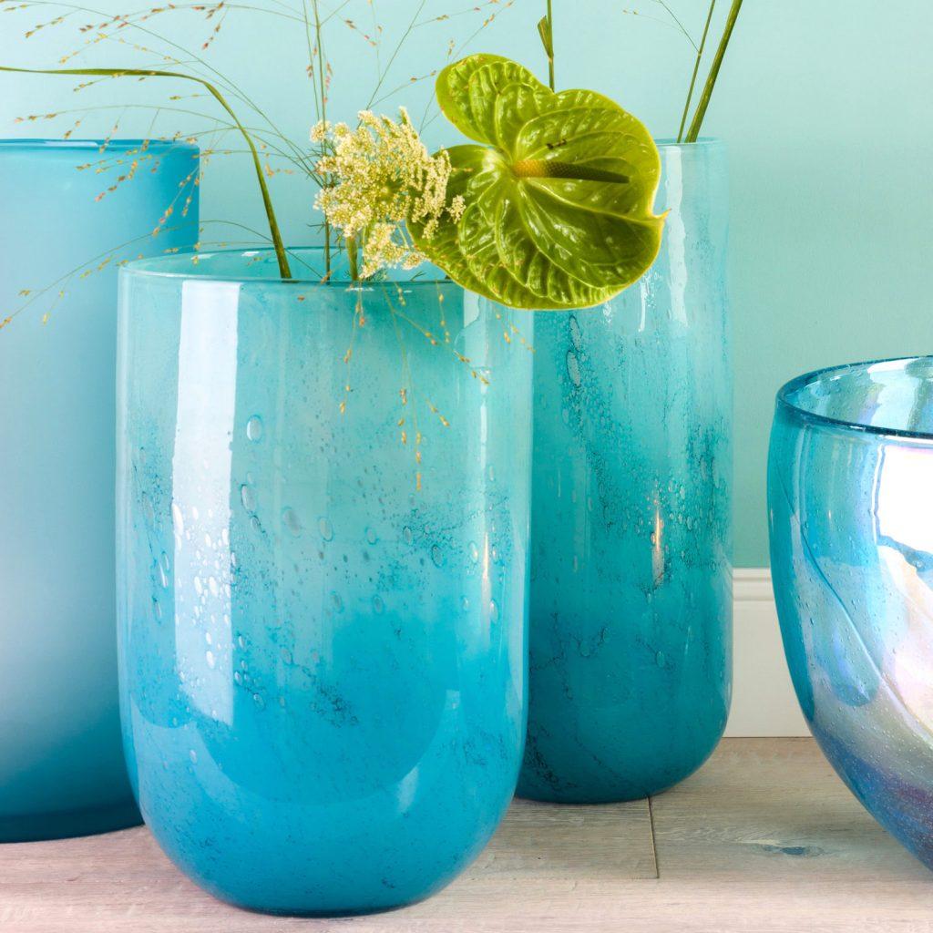 Vase LINEN GiftCompany H 42,5 | 36,0 cm