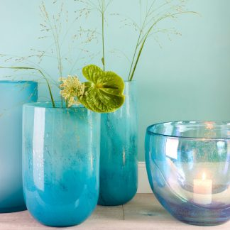 Vasen & Windlicht LINEN GiftCompany