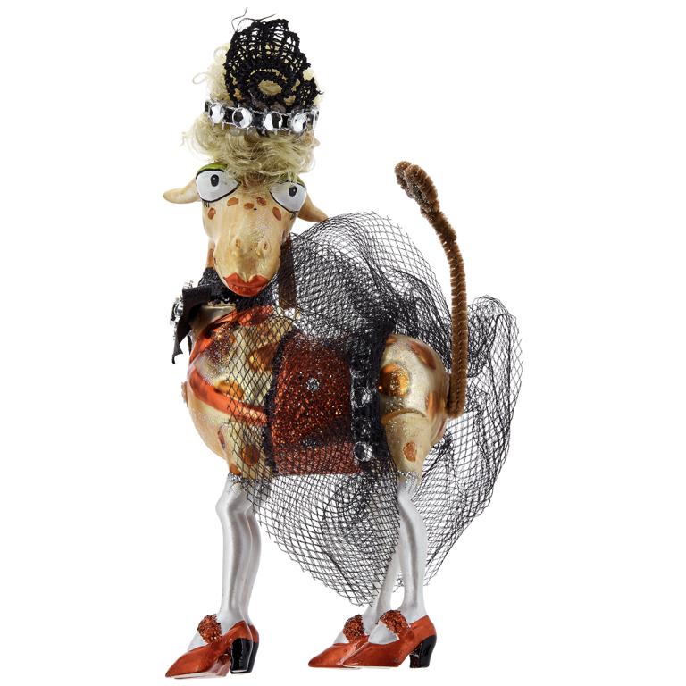 Weihnachtsbaumschmuck GIRAFFE