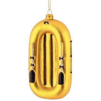 Weihnachtsbaumschmuck GUMMIBOOT GiftCompany H 14 cm