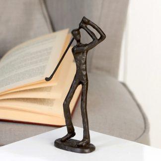 Skulptur GOLFER Casablanca H 19 cm