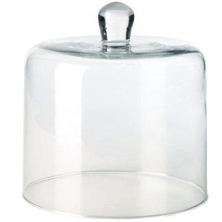 Glasglocke ASA klar 10,8 cm