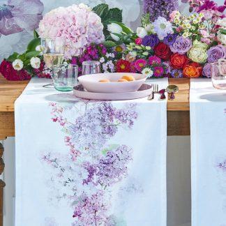 Tischläufer Apelt 6913 SPRINGTIME 45x135 cm