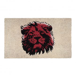 Fußmatte Kokos LION GiftCompany 45 x 75 cm