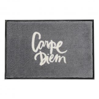 Fußmatte waschbar CARPE DIEM GiftCompany 50 x 75 cm