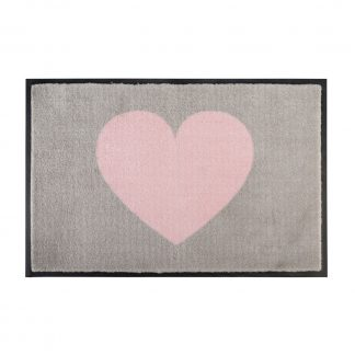 Fußmatte waschbar HEART GiftCompany 50 x 75 cm