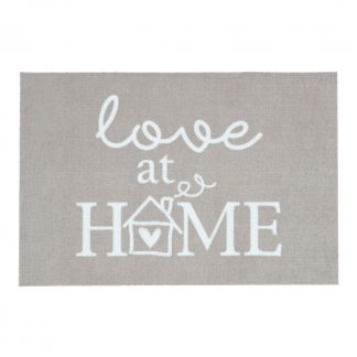 Fußmatte waschbar LOVE AT HOME GiftCompany 50 x 75 cm