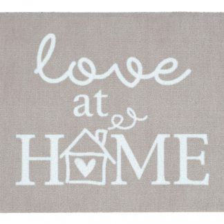 Fussmatte waschbar LOVE AT HOME GiftCompany 50 x 75 cm