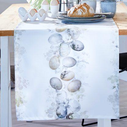 Tischläufer Apelt 6908 HAPPY EASTERN 45x135 cm
