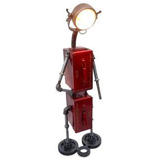 Stehlampe Robot Casablanca Rot H 119 Cm 1 324x324