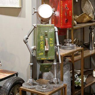 Stehlampe Robot Casablanca Rot H 119 Cm 3 324x324