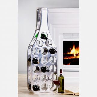 Weinregal BOTTLE Casablanca H 104 cm