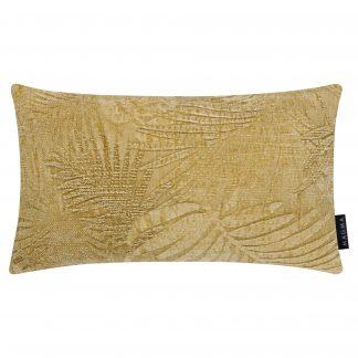 Kissen Magma PALMERA senf 30x50 cm
