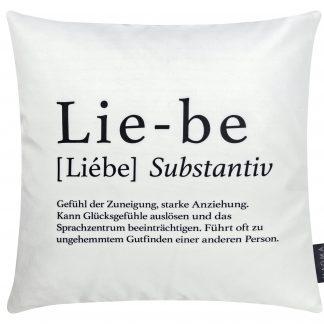 Kissen Magma Sinnspruch Lieblingsmensch 30x50 Cm 324x324