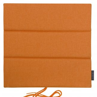 Outdoor Kissen Stuhlkissen Magma CAPRI 40x40x2 cm orange