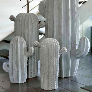KAKTUS Zement Polystone H 60 | 60 | 90 cm