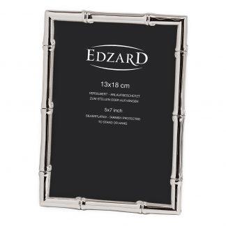 Bilderrahmen Edzard IMOLA versilbert 13 x 18 cm