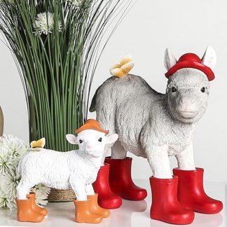 Figur DONKEY H 24 cm | SHEEP H 24 cm Casablanca