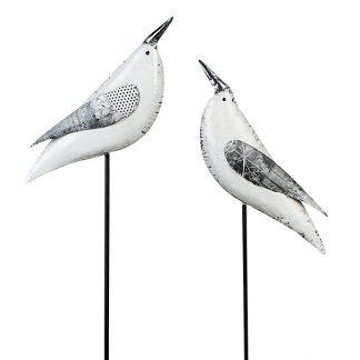 Gartenstecker SEABIRD Casablanca Metall H 150 | 140 cm