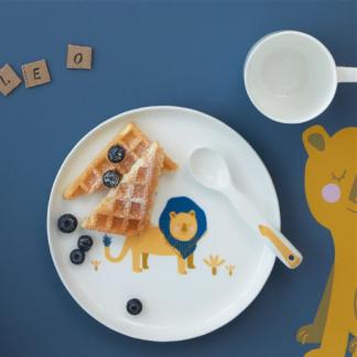 Kindergeschirr Set 5 Teilig Emma Kids Elefant 6 324x324