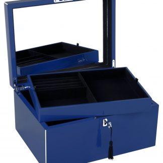 Schmuckk Stchen Schmuckbox Tang Giftcompany Windsor Blü B 31 Cm 5 324x324