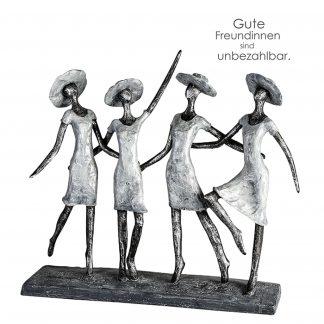 Skulptur Vier Ladys Casablanca H 340 Cm 1 324x324