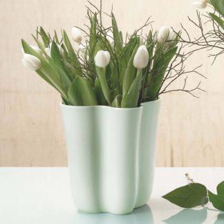 Vase BLOSSOM ASA hint of mint H 21,5 cm
