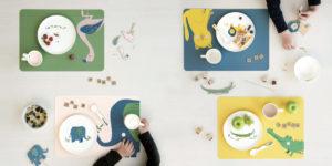 Kindergeschirr ASA kids tableware