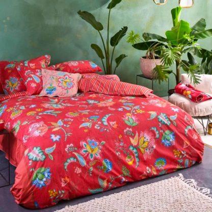 Bettw Sche Pip Studio Jambo Flower Rot 135x200 Cm 19 416x416